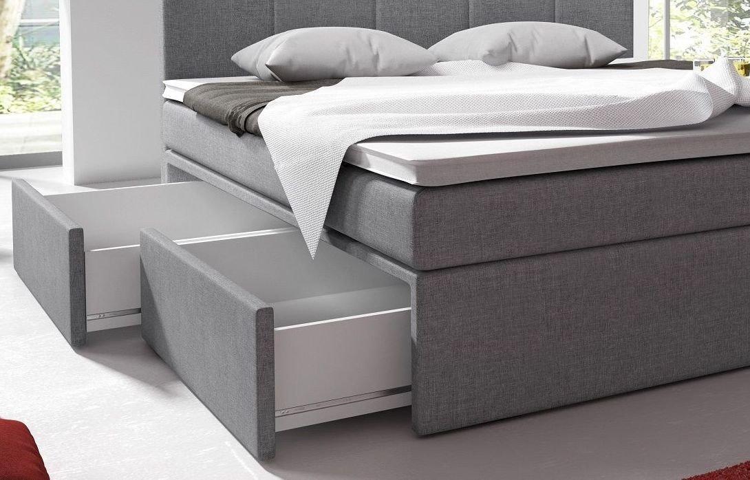 boxspring met opbergruimte kopen waar moet u op letten bespaartips. Black Bedroom Furniture Sets. Home Design Ideas