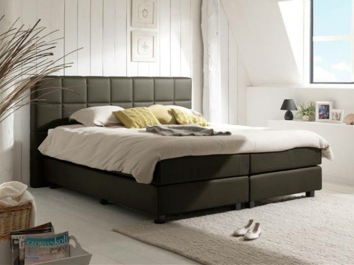 boxspring aanbieding welke boxspring. Black Bedroom Furniture Sets. Home Design Ideas